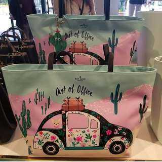 Pre-order: KATE SPADE OUT OF THE OFFICE TOTE