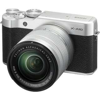 Fujifilem X-A10 Lengkap Credit Cepat 3menit