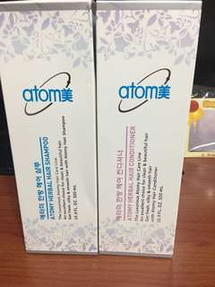 Korea Atomy Shampoo & Conditioner