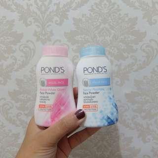 (harga untuk 2 pcs) POND'S magic bb powder angel face get 2pcs