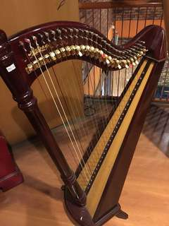 HARPA - ARTONE LEVER HARP (27 Strings) + HARD CASE