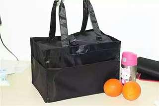 Black carrying bag