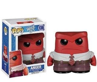 Anger Funko Pop