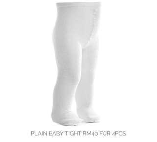 Unisex baby legging