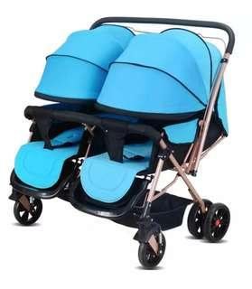 Double Stroller for twins (Quality and Premium)