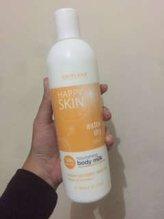 Body Lotion for extra dry skin