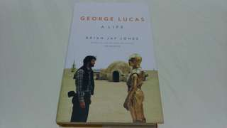 Brand New Hardcover George Lucas: A Life, man behind Star Wars