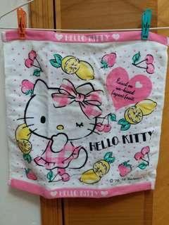 New Sanrio Hello Kitty handkerchief Japan 全新手巾手帕
