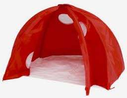 Ikea Korall Anemon Play Tent