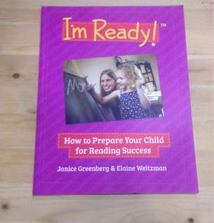 HANEN - I'M READY! How to prepare your child for reading success
