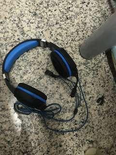 Gaming Headphones (x-craft HP1000)