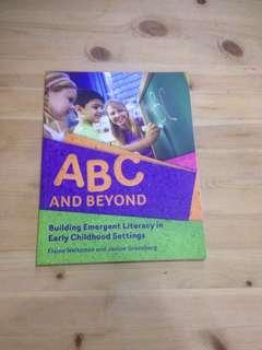HANEN - ABC AND BEYOND