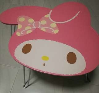 My Melody foldable table