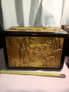 Jewellery wood Box