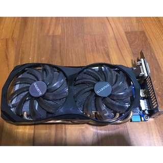 WTS: Gigabyte GeForce GTX 660 2GB