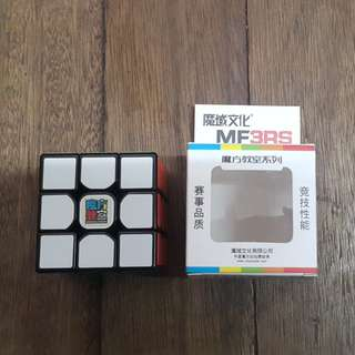 Speed cube mf3rs rubiks black body