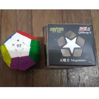 Megaminx QiYi stickerless