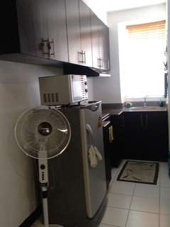 Condo for sale 2 brms, 2tb,  fully furnished, 2AC