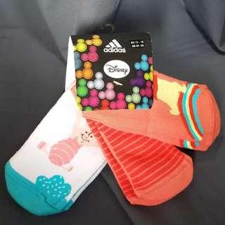Adidas Disney baby socks Original 100%