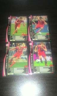 FOOTBALL CARDS - Bayern Munich (2009/10)