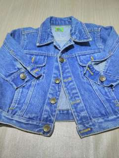 Baby Jacket Jeans (12-18M)