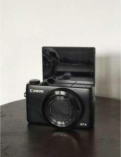 Canon G7X Mark I