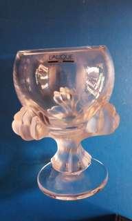 Lalique Bagheera Vase