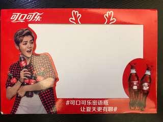 可口可樂 限量版相架 Coka Cola Photo Frame