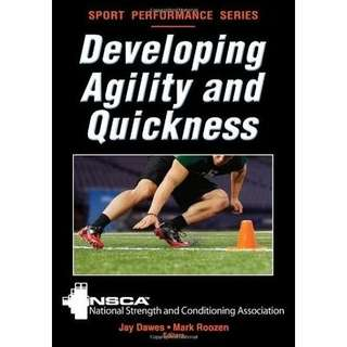 eBook - Developing Agility and Quickness by Jay Dawes and NSCA
