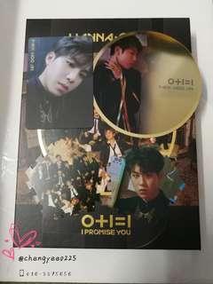 [WTS] Woojin I.P.U. Night Ver. Full Set Album