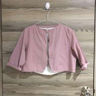 Outer pink (belum pernah pake)