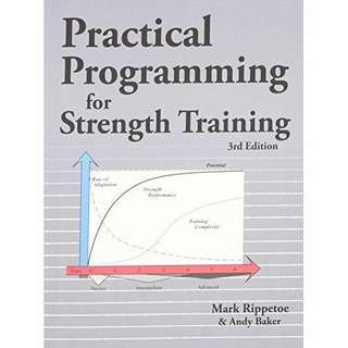 eBook - Practical Programming for Strength Training by Mark Rippletoe
