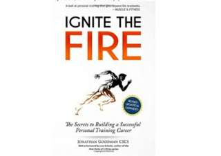 eBook - Ignite the Fire by Jonathan Goodman