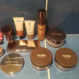 NUDE BY NATURE DECLUTTER!