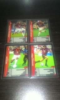 FOOTBALL CARDS - AC Milan (2002/03)