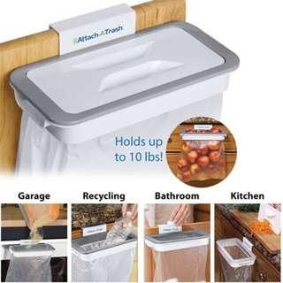 🚚 掛式廚房垃圾架