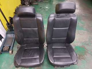 Bmw e46 leather seat