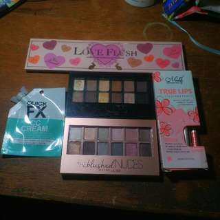 Maybelline, Too Faced Makeup Bundle