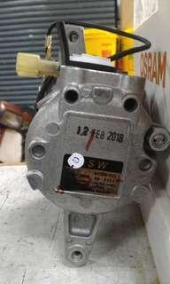Kelisa Kenari AC Compressor
