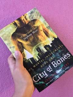 City of bones - book one
