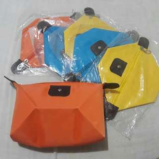 80.00 Each Cosmetic Pouch