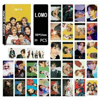 GOT7 Lomocard (Eyes On You Version)