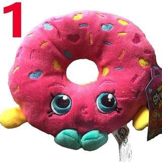 Little Donut Pillow