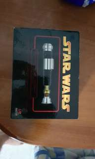 Star Wars Obi Wan Kenobi Scaled-Replica Light Saber