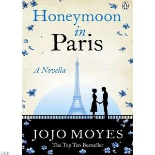 eBook - Honeymoon in Paris by Jojo Moyes