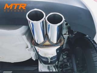 FOX Exhaust System for Ford Fiesta 1.0L Ecoboost