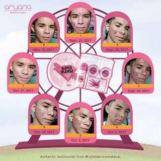 Aryana Beauty Products