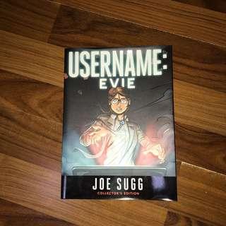 username: evie — joe sugg