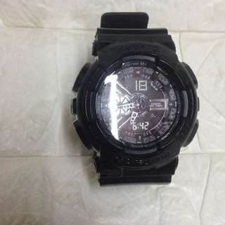 Baby G Triple Black Never been used