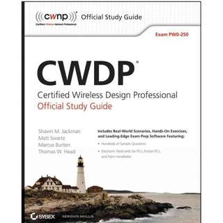 CWDP Certified Wireless Design Professional Official Study Guide Exam PW0 250